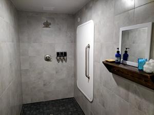 Inside View Float Suite Spa